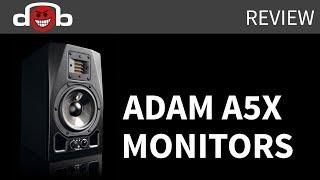 Adam Audio A5X Review