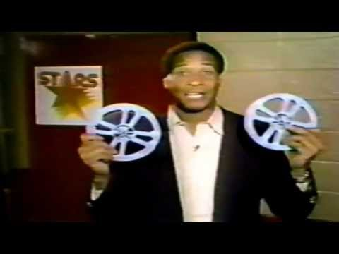 USFL Report 1983 -  Lynn Swann Discusses Philadelphia Stars Game Film Study