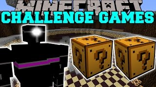Minecraft: JEFFREY CHALLENGE GAMES - Lucky Block Mod - Modded Mini-Game