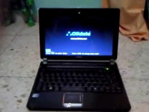 how to take apart a gateway laptop