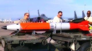 Putin responds to reports of new U.S. nukes