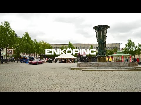 Welcome to Enköping, Sweden | time lapse