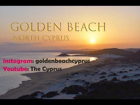 Kıbrıs Altın Kumsal - North Cyprus Golden Beach
