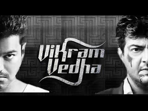 Ajith Vs Vijay Mashup | Vikram Vedha Version