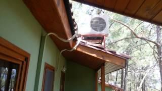 видео кондиционер для загородного дома