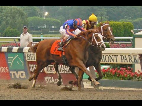2007 Belmont Stakes - Rags To Riches