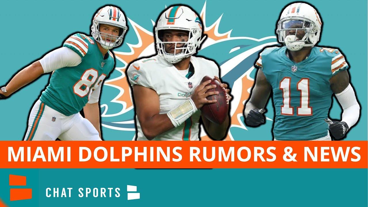 Miami Dolphins News & Rumors Today: Tua Impressing At Camp + Xavien Howard & Mike Gesicki Updates