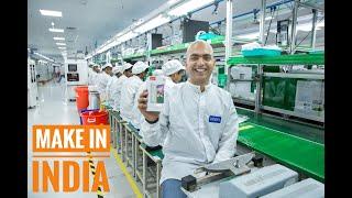 Our 1st Manufacturing plant in India. #MakeInIndia #MadeInIndia #India