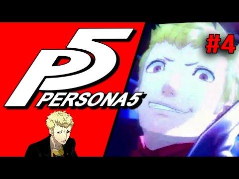 PERSONA 5 - Ryuji's Persona! #4