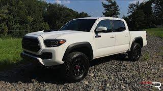 Toyota Tacoma TRD Pro 2017 Videos