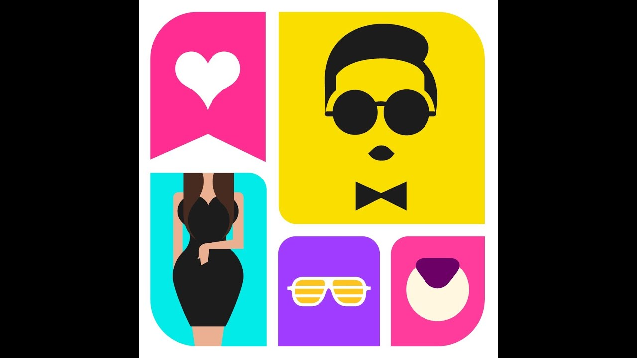 Play a fun puzzle game on your android with icon pop quizonline.