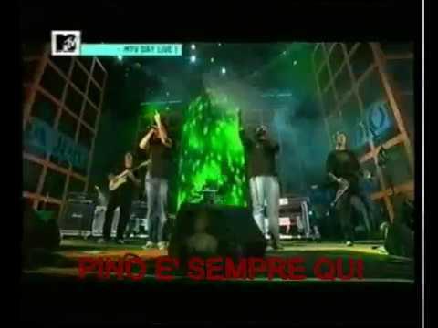 Pino Daniele, chitarrista per J-AX  IMMORALE