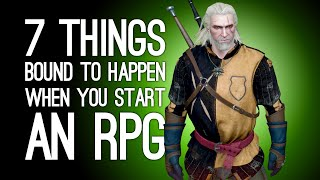 7 Things Bound to Happen Every Time You Start an RPG