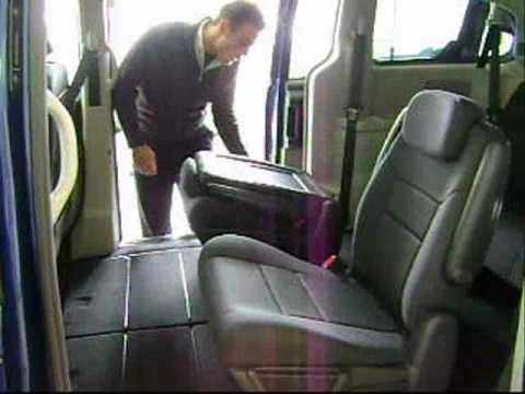 Stow & Go Seating - YouTube