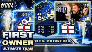 INSANE EPL TOTS PACKED!! - First Owner Ultimate Team! #4