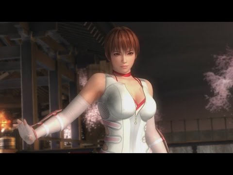 Dead or A 5:Last Round Kasumi Combo  Remake & Remastered