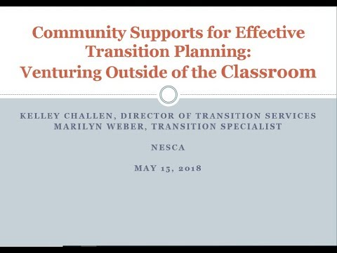 Community Supports For Effective >> Community Supports For Effective Transition Planning Youtube