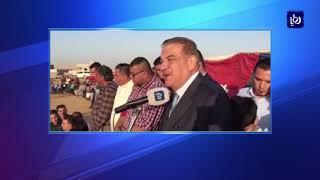ابناءِ محافظةِ المفرق ينظمون مهرجانا لمناصرةِ نائبِها في البرلمانِ عبدالكريم الدغمي
