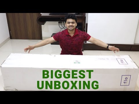 Best Mattress in India | Flo Ergo Mattress | Tech Unboxing 🔥