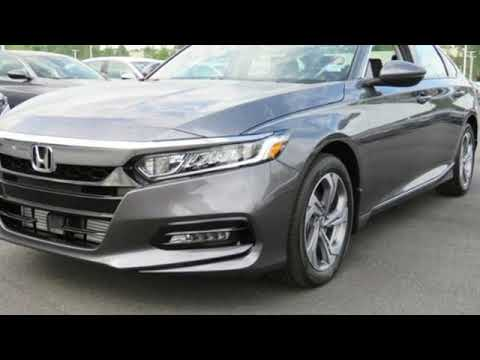 New 2019 Honda Accord Greenville SC Easley, SC #191688 - SOLD