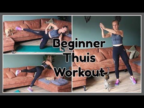 Beginner thuis workout