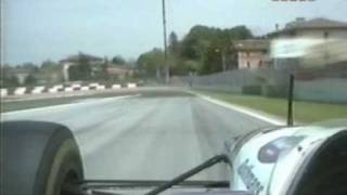 Ayrton Senna's Last Lap Onboard - Imola 1994