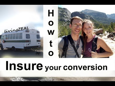 how-to-get-insurance-for-a-skoolie-//-bus-rv-conversion