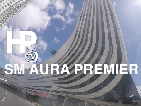 GoPro Hero 4 SM Aura Walking Tour Overview Bonifacio Global City Taguig by HourPhilippines.com
