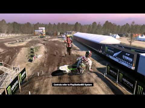 MXGP Video Game - How to scrub - Motocross