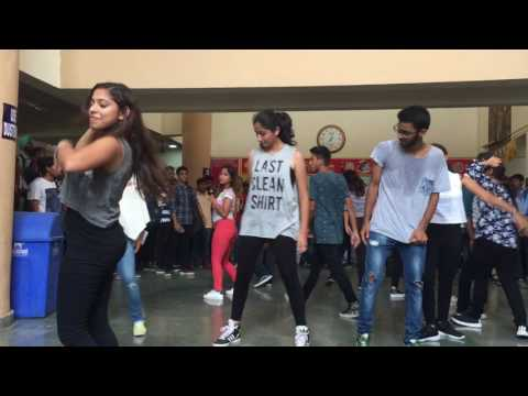Flashmob by VIBE - Dance Society of DTU