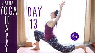 Day 13 Hatha Yoga Happiness: Scan for the Positive!