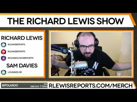 The Richard Lewis Show #86: Snakes Are Deaf