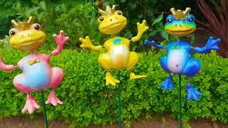 Five Frogs Jumping -Canciones Infantiles Para Ninos