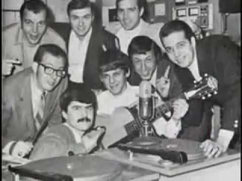 CINCINNATI RADIO WSAI 1960S TO