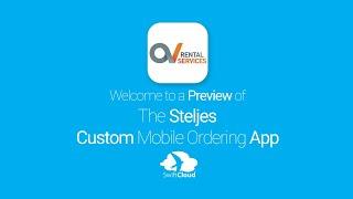 Steljes - Mobile App Preview - STE043W