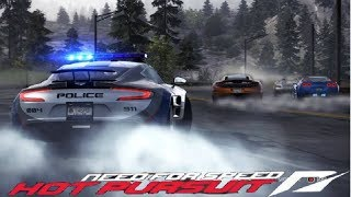 Need For Speed Hot Pursuit - Charged attack
