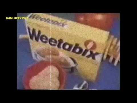WEETABIX TV ADVERT 1981   weetabix is the 1 song    THAMES TV