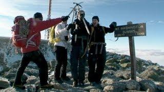 Bianna Golodryga, Ginger Zee Take on Mount Washington New Hampshire