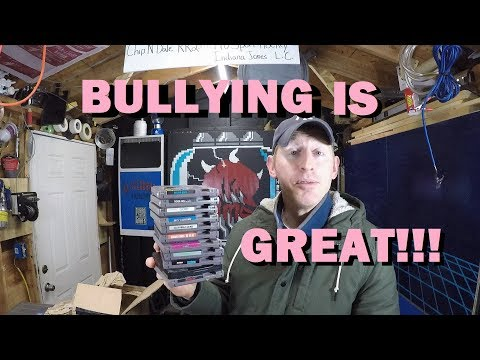 BULLYING OUR WAY TO A COMPLETE NES COLLECTION!!!