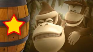 "Donkey Kong Country Returns | The End - ""Tiki Tong Tountry"""