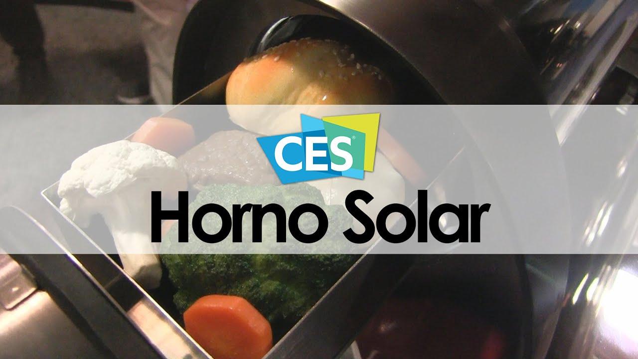 GoSun Stove el primer horno solar  YouTube