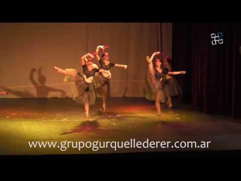 Carvanal de Venecia - Venice Carnival - Ballet - Grupo Gurquel Lederer