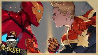 Civil War 2   Největší události Marvelu   část 1.
