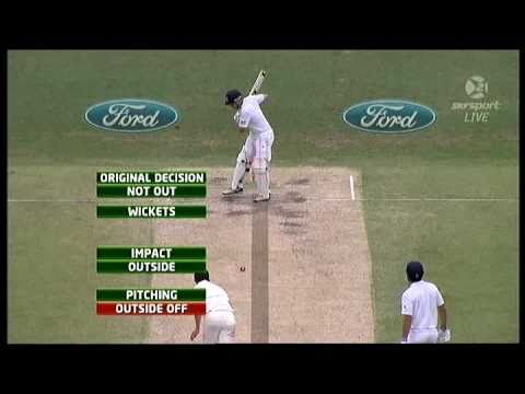 Cricket 2010 - Ashes UDRS Graphics