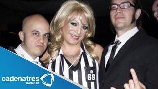 Carmen Salinas habla de la salida del closet de Cristian Castro