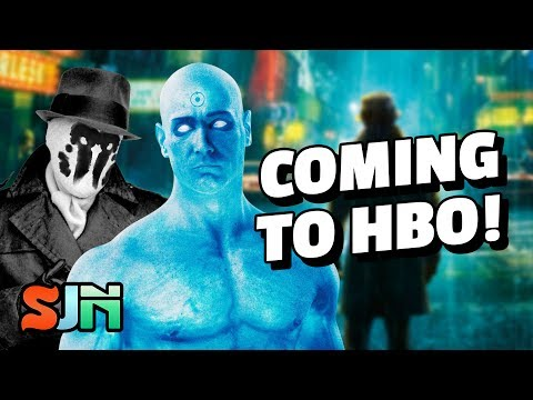 Watchmen HBO Series Coming from Damon Lindelof!