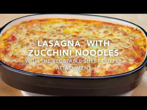 Zucchini Lasagna   KitchenAid