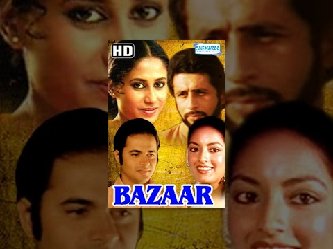 Bazaar{HD} Hindi Full Movies - Smita...