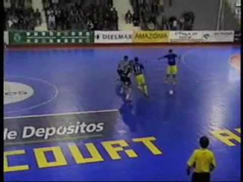 Futsal :: 13J :: Sporting - 3 x Instituto D Joao V - 3 de 2007/2008