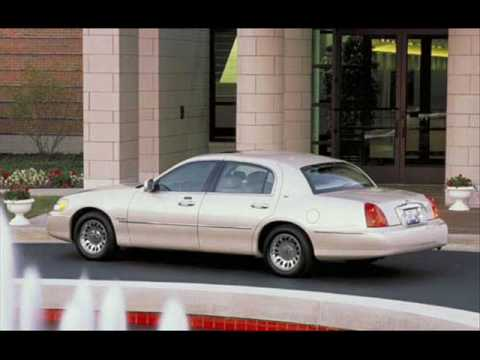 History Of The Lincoln Town Car